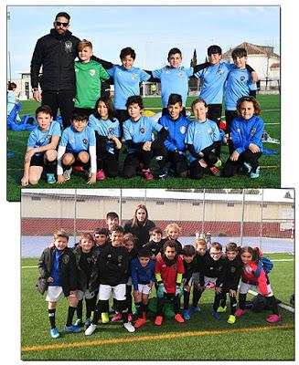 Escuela Fútbol DFA Aranjuez