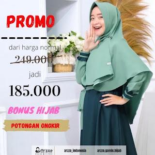 Contoh Promosi Baju Muslim Yang Menarik Minat Pembeli