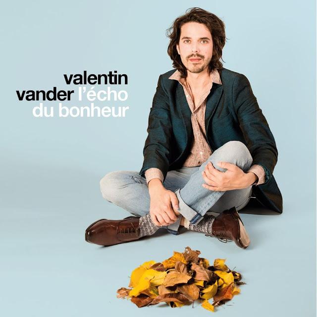 Le second album de Valentin Vander sort le 14 février pour célébrer l'amour