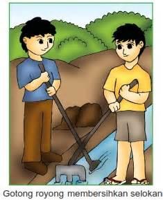 Kerja Sama Di Lingkungan Sekolah : kerja, lingkungan, sekolah, GESRERE:, CONTOH, KERJA, LINGKUNGAN, KELUARGA,, SEKOLAH, MASYARAKAT