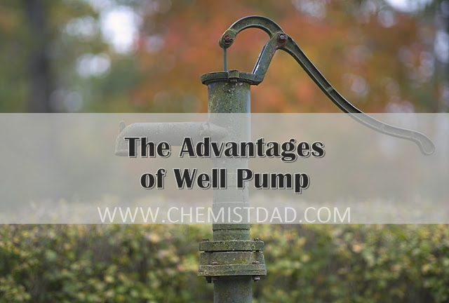 home,home and living,advantages of well pump, well pump