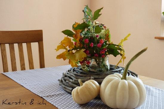 Herbst Friday-Flowerday Blumen Deko