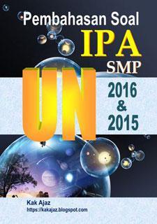Ebook Pembahasan Soal IPA SMP UN 2016 dan 2015