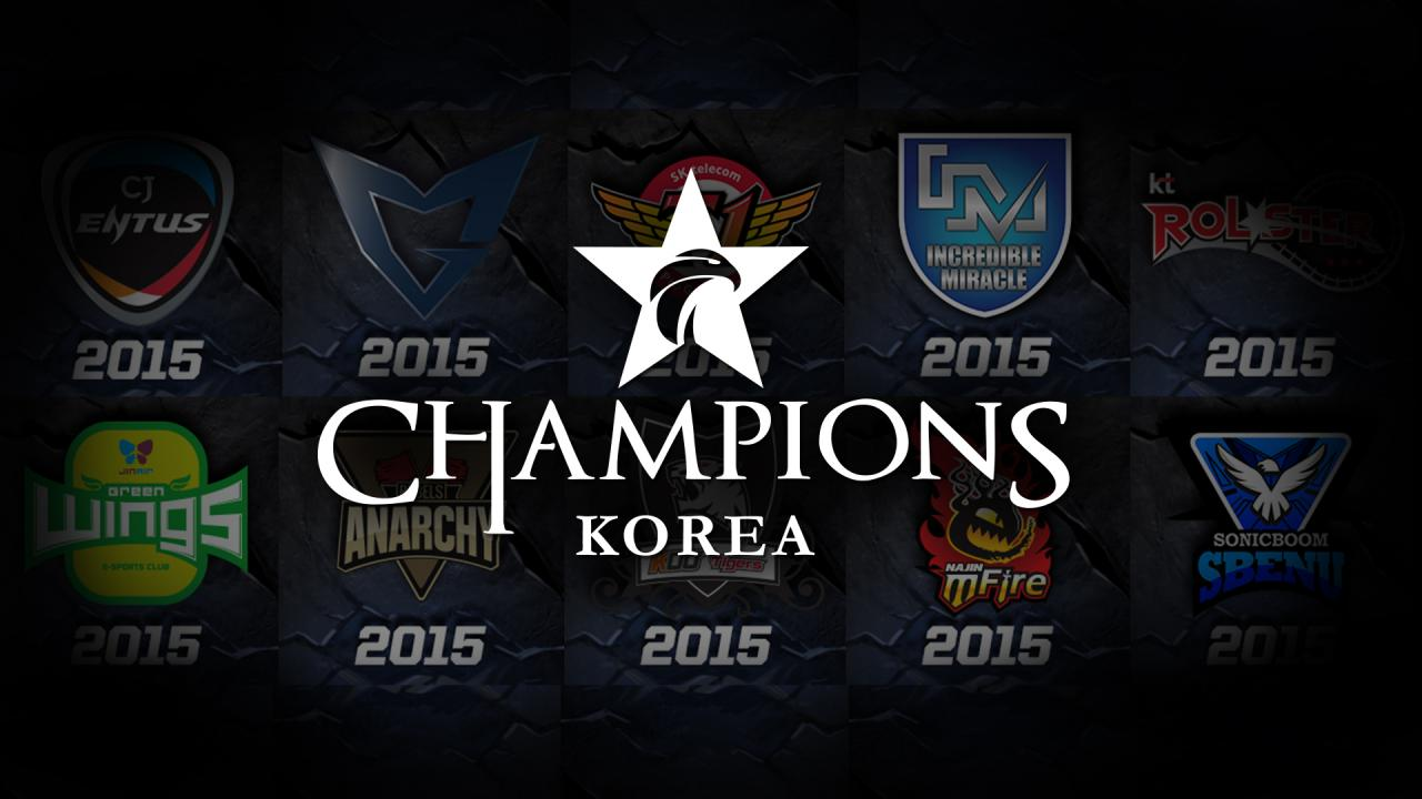 League Of Legends Lck