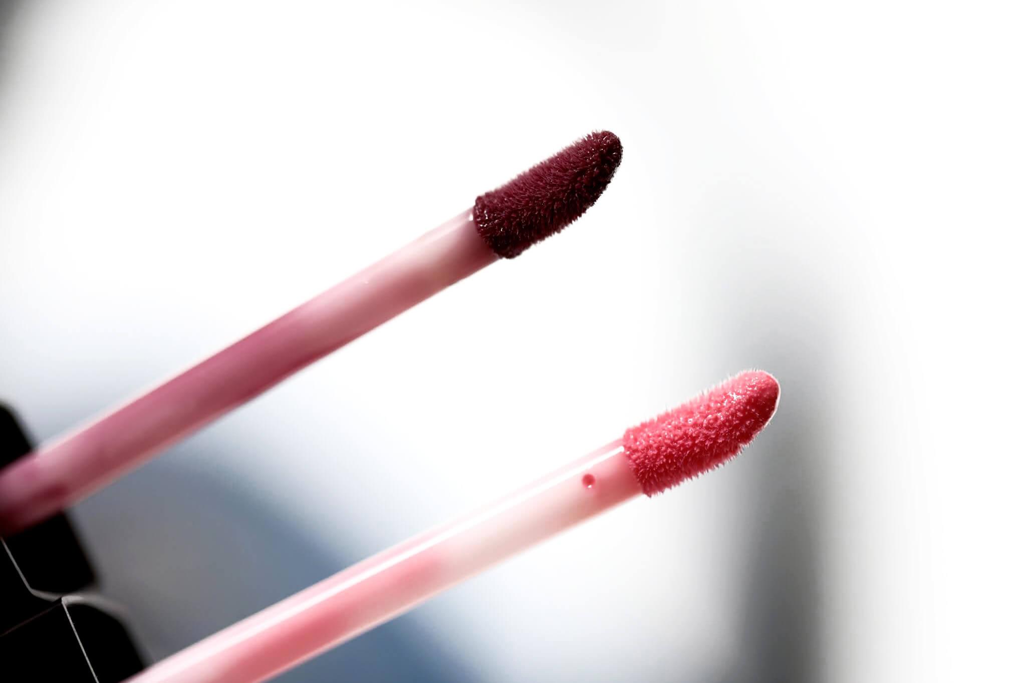 Laura Mercier Lèvres Glacées Pink Pop Black Cherry