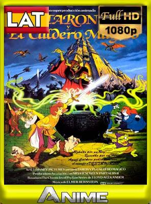 El Caldero Magico (1985) LatinoHD [1080P] [GoogleDrive] RijoHD