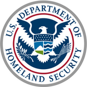 US Department of Homeland Security's Logo