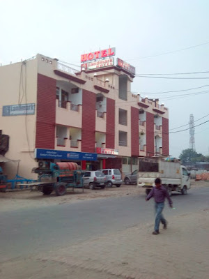Landmark Hotel Palia Kalan, Hotels in palia
