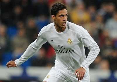 Man U gets approval to sign Madrid's Varane for £52m