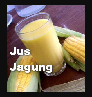 jus jagung