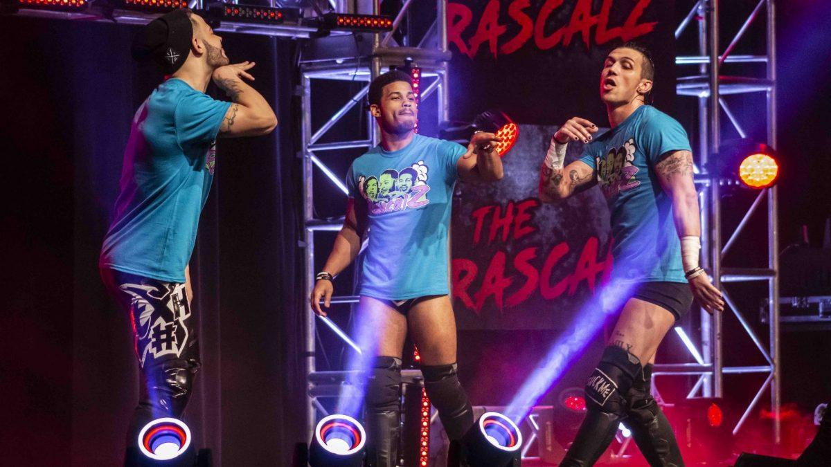 Revelado porque Trey Miguel da Rascalz não assinou com a WWE