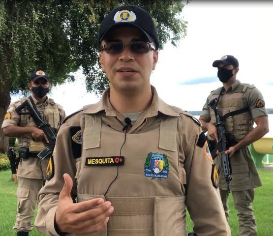 DIA DAS MÃES: 9° Batalhão da PM em Araguatins, presta homenageia às mamães. Assista o VÍDEO
