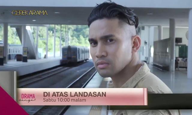 Cerekarama Di Atas Landasan (tv3 2021)
