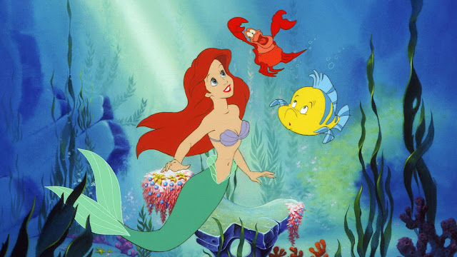 Blu-Ray Review | The Little Mermaid | 1989