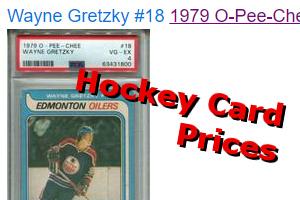 Hockey Cards Are Live on SportsCardsPro