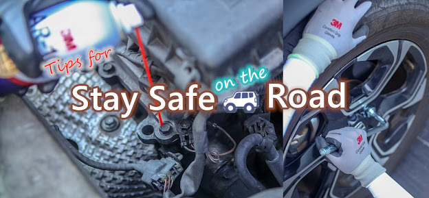 Tips for Stay Safe on the Road