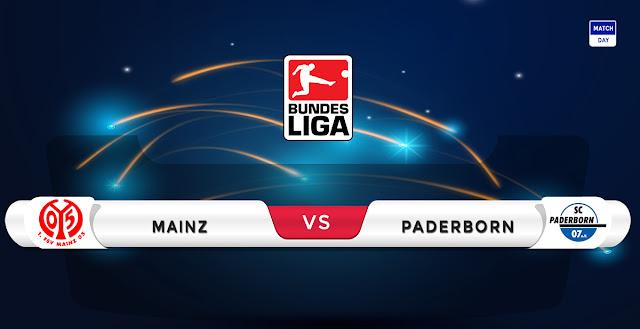 Mainz vs Paderborn Prediction & Match Preview