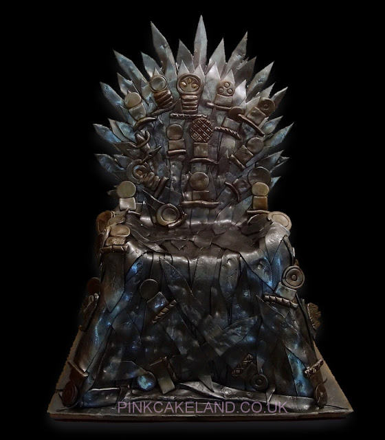Game of Thrones Wedding Cake in London