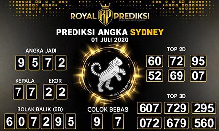 Prediksi Royal Sydney Rabu