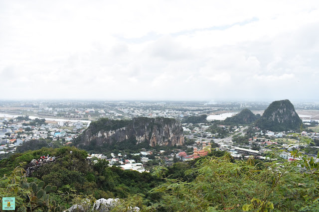 Marble Mountains, Danang