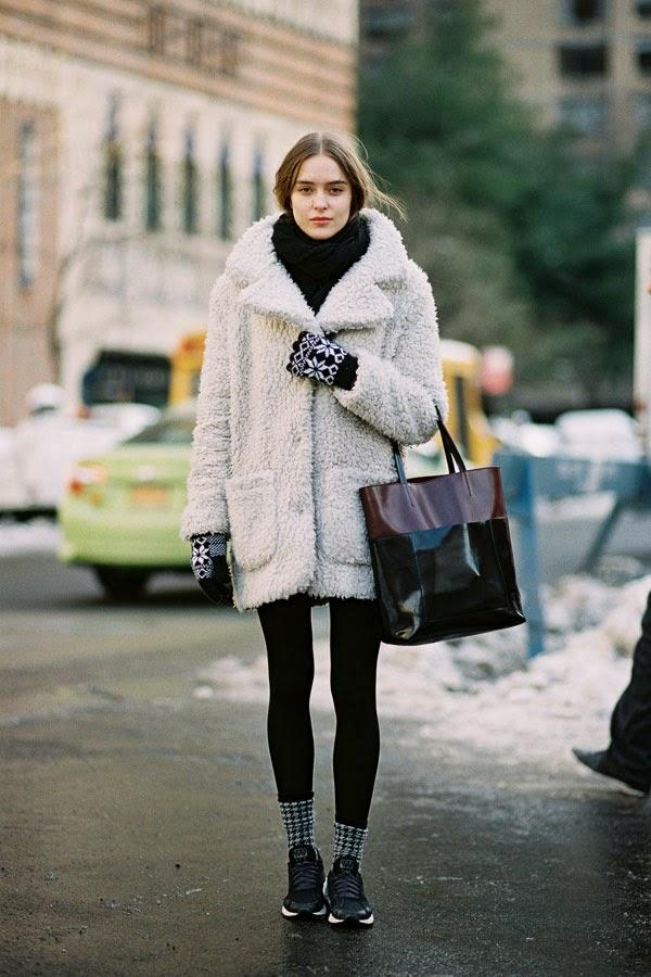Vanessa Jackman New York Fashion Week Aw 2014