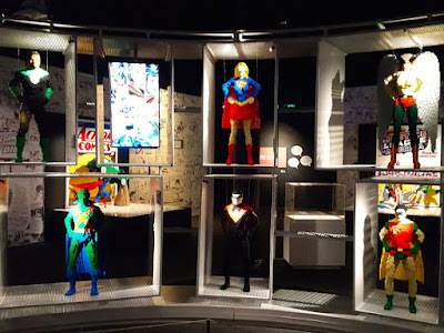 DC World and Art of the Brick in Sydney