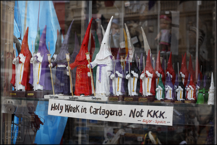 fotografia,nazarenos,cartagena,KKK,semana_santa,arriba_extraña