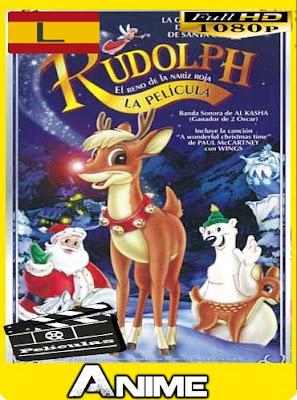 Rudolph, El Reno De La Nariz Roja (1964) HD [1080P] latino [GoogleDrive-Mega]nestorHD