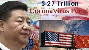 China Terancam Bangkrut Pada Saat Corona Padahal Negara yang Suka Memberi Utang, Ini Penyebanya