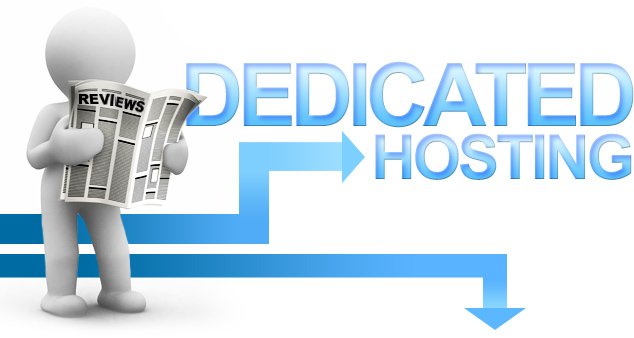 Dedicated Servers, Web Hosting