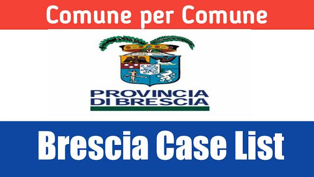 Comune de hisab nal Brescia di list 17/03/2020