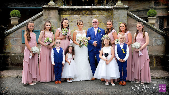 Wedding Photography by Neil at Picture Box, Weston Hall Photographer, Weston Hall Weddings, Slaters Mens Wear, Wed2be, Fine Flowers, CBR Cars, Staffordshire Brides