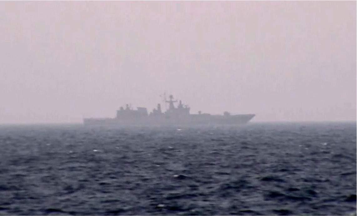 Cina menyambut baik konsep keamanan kolektif Rusia di Teluk Persia