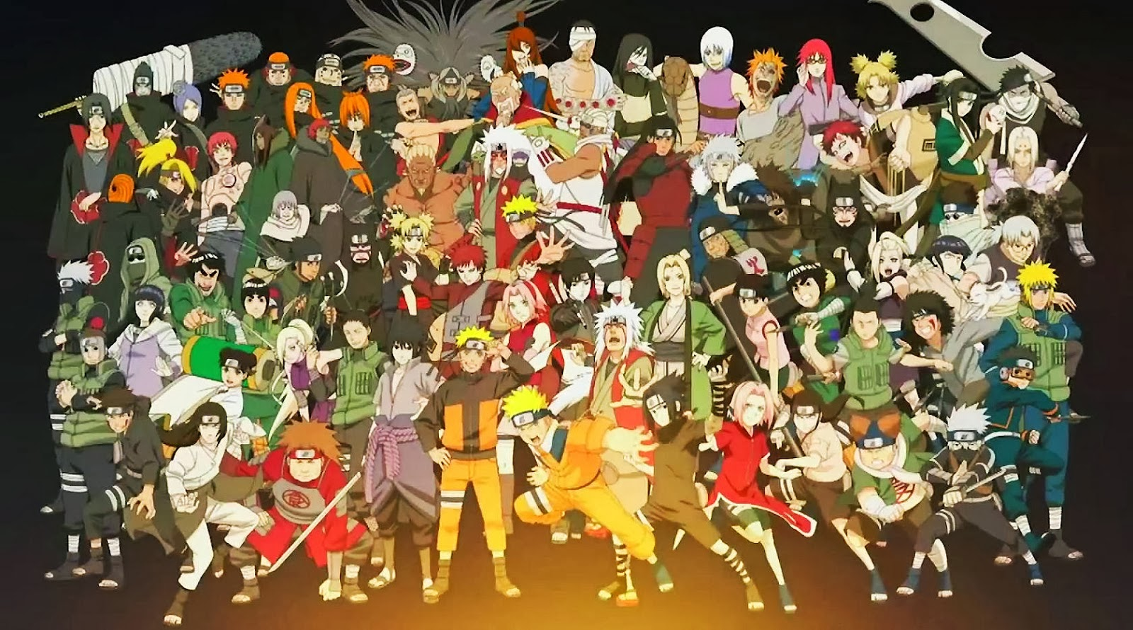 anime naruto shippuuden heroes - photo #5