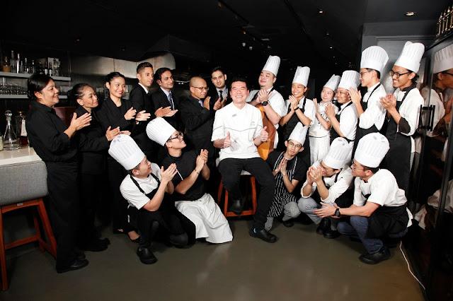 MIGF 2018 - DC Restaurant Chef - Taman Tun Dr Ismail, Kuala Lumpur