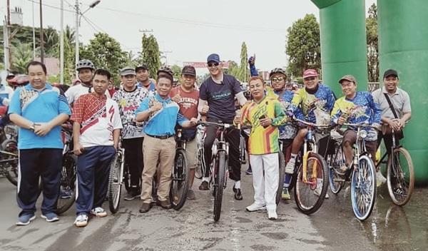 Sepeda Sehat Menyongsong Masa Depan