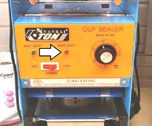 cara+pasang+cup+sealer