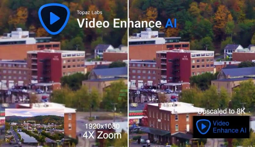 Topaz Video Enhance AI 1.2.3 Full Version Terbaru