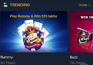 Paytm first trending games