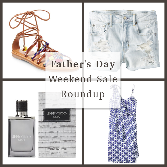 Father's Day Weekend Sale Roundup