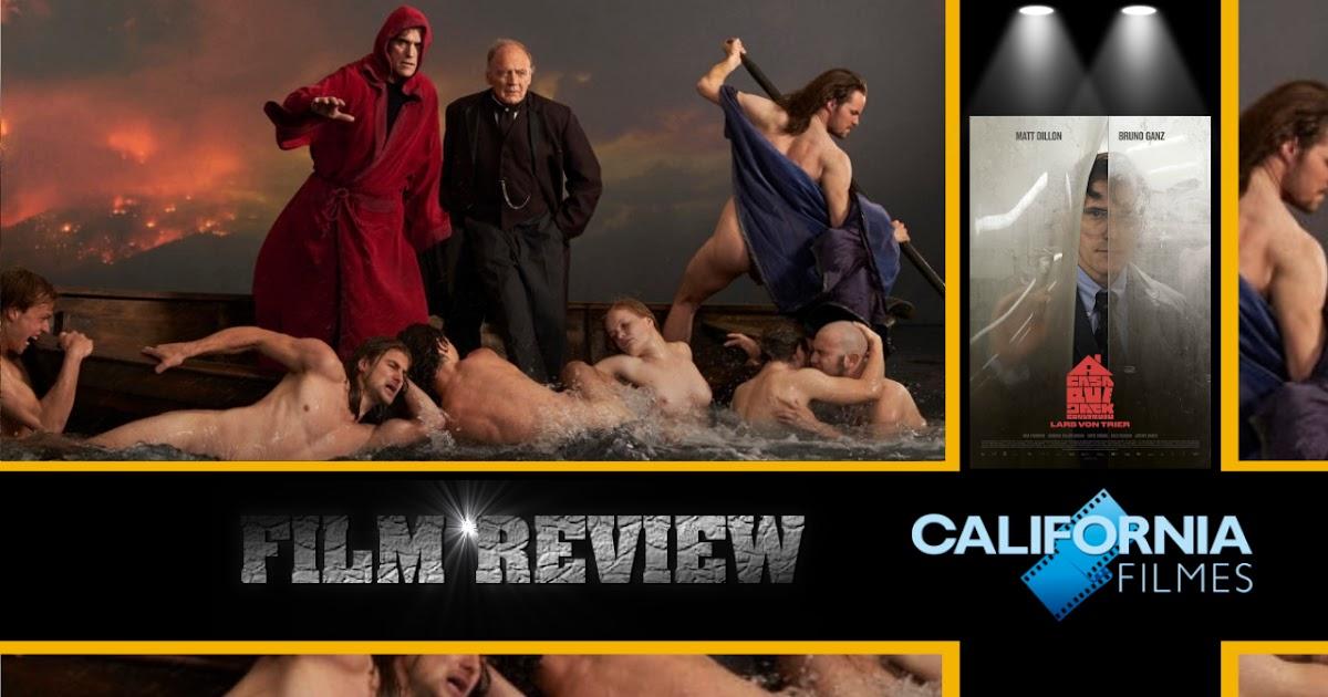 Tem Na Web - A CASA QUE JACK CONSTRUIU (2018) - FILM REVIEW