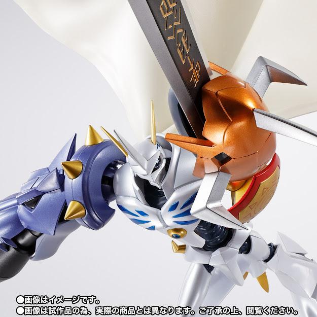 Figuras: S.H.Figuarts Omegamon -Premium Color Edition, Tamashii Nations