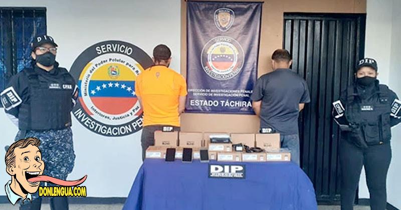 Dos detenidos por traer 12 decodificadores de DirecTV de Colombia