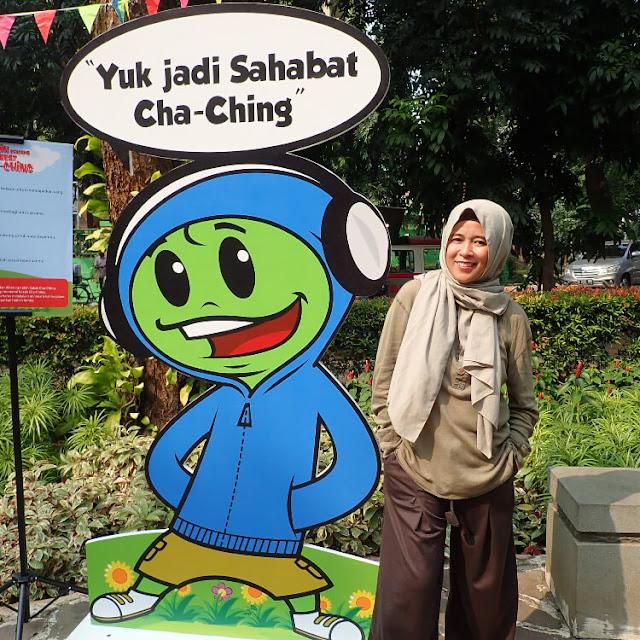 Belajar Literasi Keuangan untuk Anak dengan Cara Menyenangkan bersama Cha-Ching
