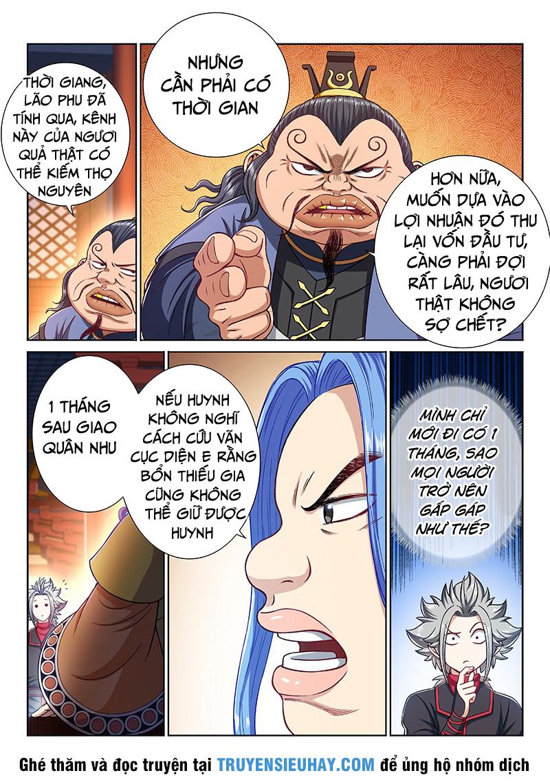 Ta Là Đại Thần Tiên chap 223 - Trang 6