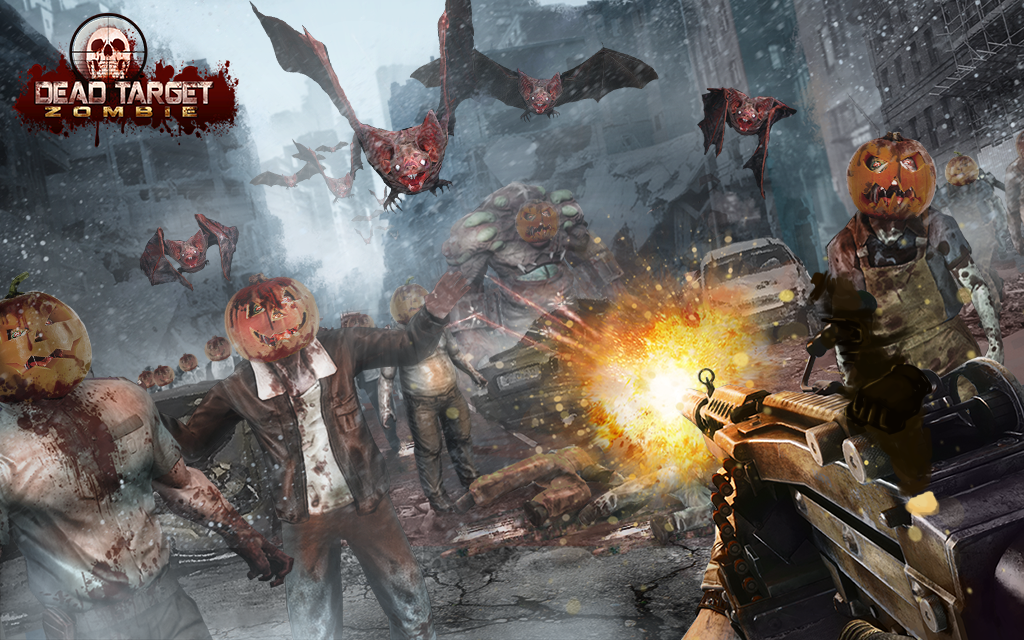 latest version of Dead Target: Zombie Mod Apk