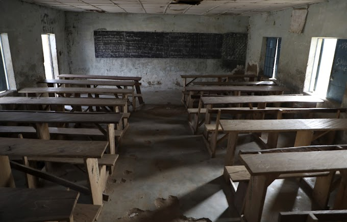 Gunmen take 317 schoolgirls in Nigeria's latest mass abduction