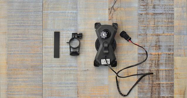 imiro 電動自行車,手機架零件
