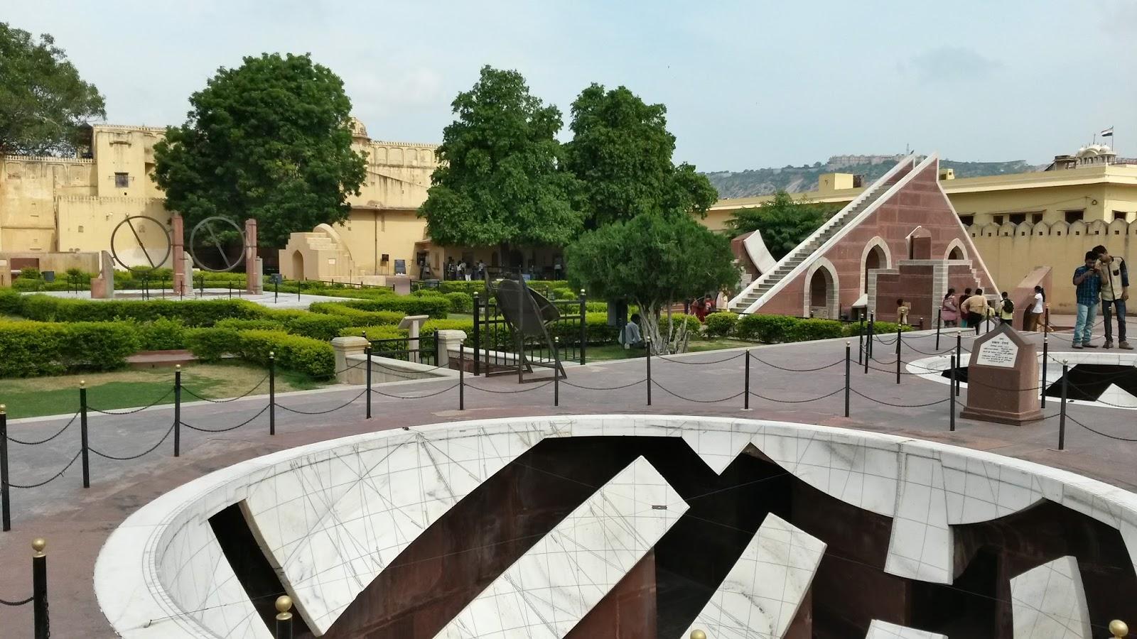 Jantar Mantar Jaipur India