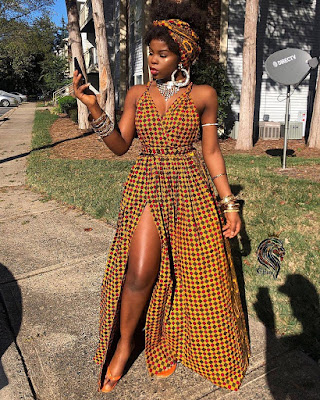 We have seen our grandmothers and mothers rock some wonderful native Ankara attires ✘ 41 Latest Ankara Prom Dress Styles Attires For African Fashion Lookbook